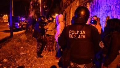 Photo of La Policía desactivó cinco fiestas clandestinas, una en Tartagal