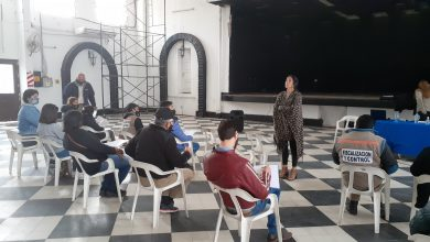"""Photo of Buena concurrencia en el Taller Educativo """"Formando Usuarios Responsables"""""""