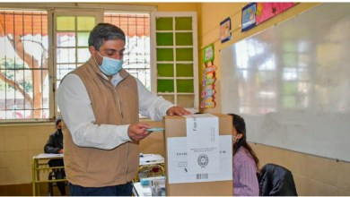 Photo of Elecciones 2021 | Mimessi arrasó en Tartagal y se impone como convencional en todo San Martin