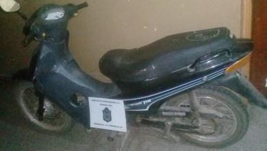Photo of Se recupero una moto que fue robada en Orán