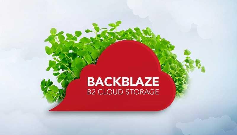 Backblaze nous permet d'avoir notre propre culture de Chia dans le cloud