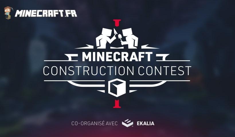 Concurso de construcción de Minecraft I - Coorganizado con Ekalia • Minecraft.fr