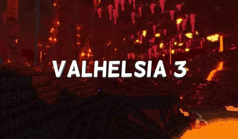 Valhelsia 3 – Modpack – 1.16.5