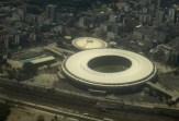 Estádio Jornalista Mário Filho (Maracanã). 2014