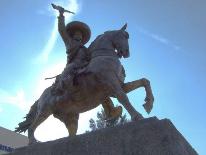 Monumento a Emiliano Zapata en Zapopan