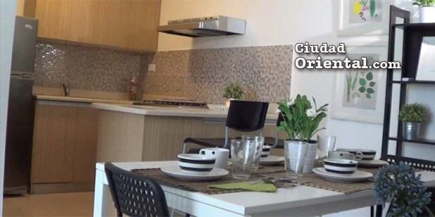 Apartamento modelo de la Ciudad Juan Bosch
