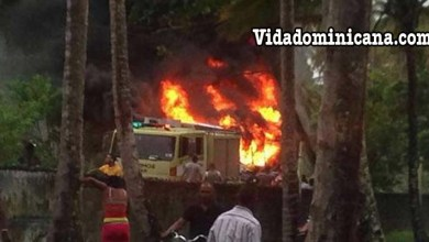 Photo of Al menos cinco muertos y 31 heridos al caer cable energizado sobre autobus