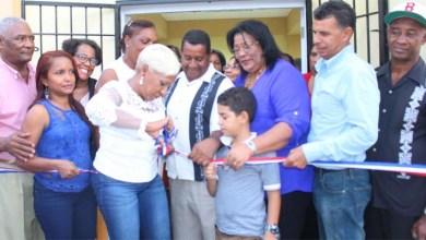 Photo of Alcaldesa Jeannette Medina  inaugura Salón Multiuso en  Los Molinos de los Frailes