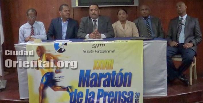 XXVIII Maratón de la Prensa 2016
