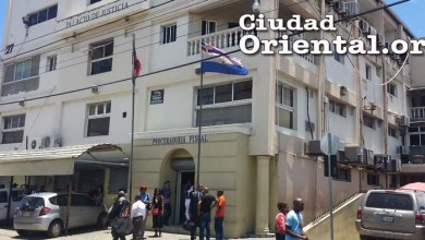 Palacio de Justicia de la provincia Santo Domingo