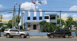 Cuartel General de la PN en SDE