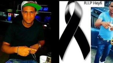 Photo of Las redes lloran la muerte de Heify La Para a manos de asaltantes