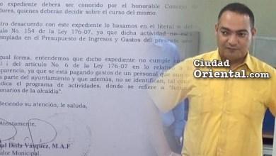 Photo of El Contralor ASDE dice porqué no autoriza pago resort futuros funcionarios