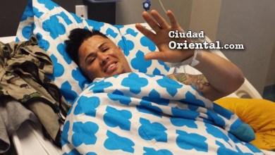 """Photo of Así está el """"Súper Nuevo"""" tras ser operado en el Hospital Dr. Darío Contreras"""