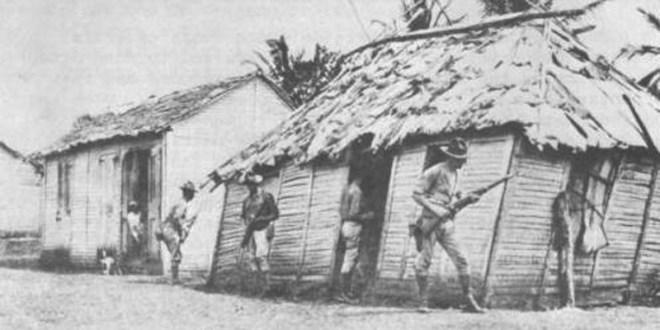 Invasión USA a República Dominicana 1916