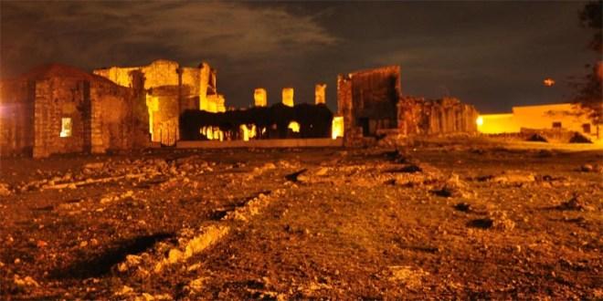 Ruinas Monasterio San Francisco de Asís, Zona Colonial de Santo Domingo