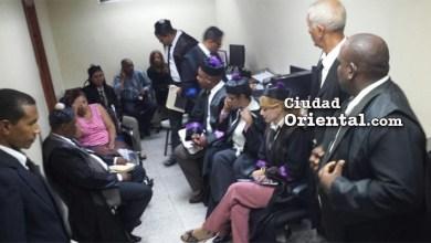 Photo of ¿Qué hacen jueces, fiscales, abogados e imputados en esta habitación?
