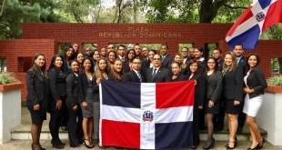 Delegación dominicana en Guatamela