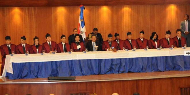 Tribunal Constitucional de República Dominicana