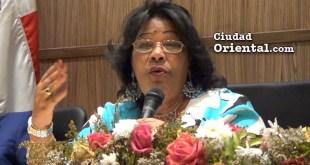 Ana Tejeda, Presidenta del Concejo de Regidores
