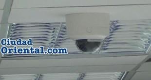 Cámara de Vigilancia en el ASDE