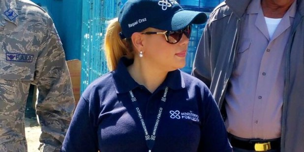 Fiscal Raquel Cruz