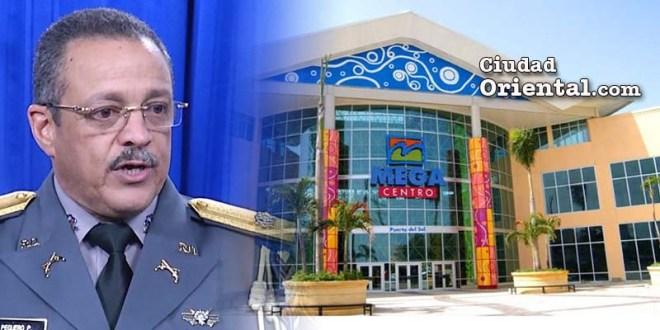 El Director General de la PN y Megacentro