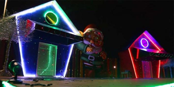 Parque de las luces de SDE