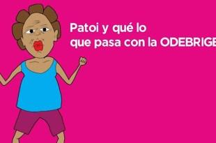 """El """"comics"""" de Dio Astacio para explicar la corrupción con Odebrecht"""