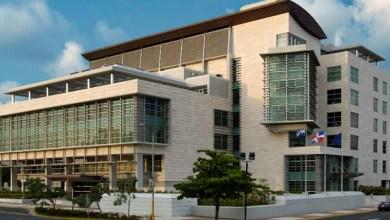 Fachada del edificio que aloja a la Suprema Corte de Justicia