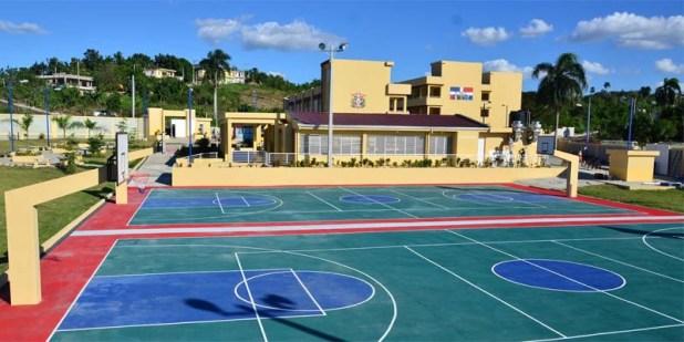 Inauguración Escuela de Pantoja
