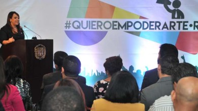Photo of Karen Ricardo hizo lanzamiento oficial de #QuieroEmpoderarteRD