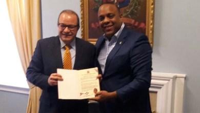 Photo of Luis Henríquez se reúne con líderes personalidades diáspora RD en USA