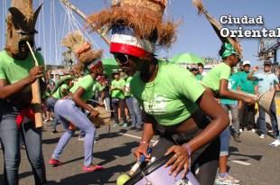 Escena de la marcha contra la corrupción y por el fin de la impunidad