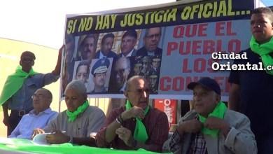 Dirigentes de Izquierda Revolucionaria anuncian respaldo a marcha contra impunidad