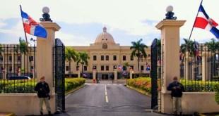 Palacio Nacional, sede del gobierno dominicano