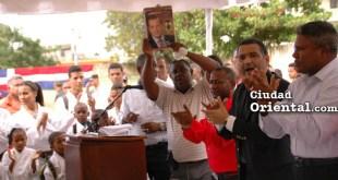 Homenaje a Juancito en el 32 aniversario Centro Comunal Los Mina