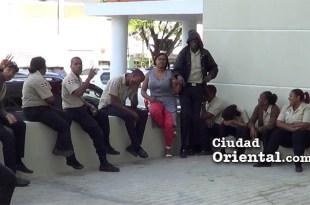 Policias ambientales del ASDE reclaman pago de sueldos atrasados