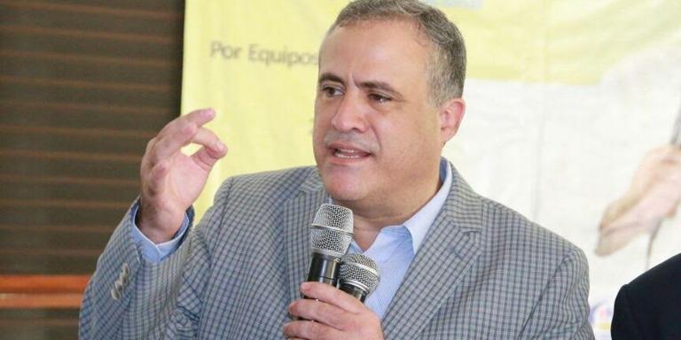 Pedro Domínguez Brito presidente de la FDA.