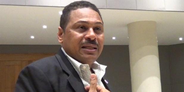 Luis Flores, regidor PLD ASDE