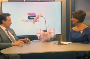 José Carlos Veras entrevistado por Mildred Charlot