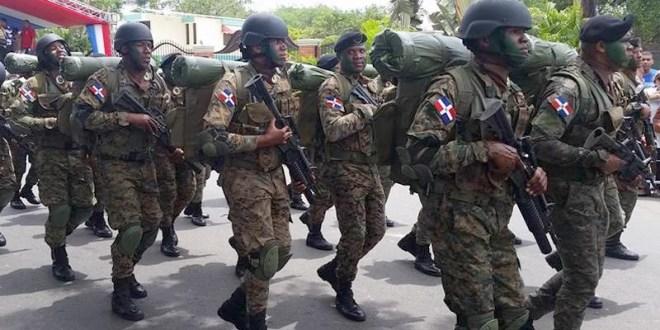 Resultado de imagen para Fuerzas militares élites ejercito rep dom