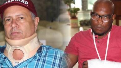 Photo of Regidor Robert Arias y su asistente heridos en accidente de tráfico