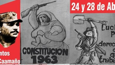 Photo of Declaración del Movimiento Caamañista – MC por el 52 aniversario Gesta de Abril