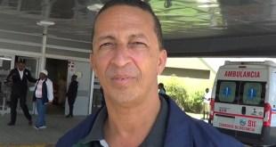 Clarence Veras, Director de Relaciones Públicas del Hospital Dr. Dario Contreras