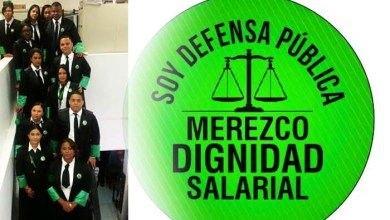 Photo of Defensores Públicos paralizaran labores por 72 horas desde este miércoles