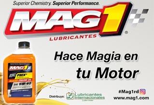 Lubricantes Mag1, distribuye Lubricantes Internacionales en RD