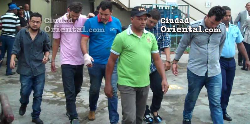 Imponen prisión venezolanos asaltaron residencia en  San Isidro