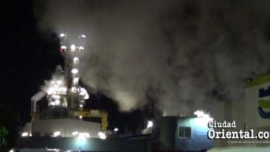 Photo of Intranquilidad en Los Mina por denso humo o vapor de agua en plantas de AES en la avenida Venezuela