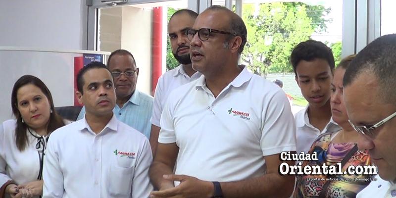 Vídeo - Inaugurada la segunda sucursal de la Farmacia Patrizo en SDE